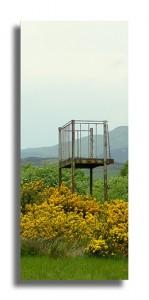 Eilean Donan Castle camera platform