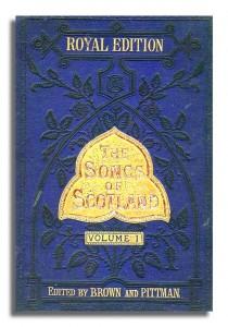 The Songs Of Scotland, Boosey & Co, London.